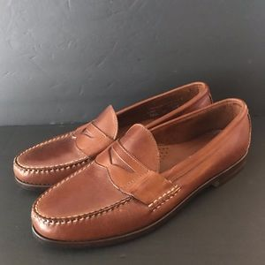 New me s Eastland saddle leather loafers  11.5 D